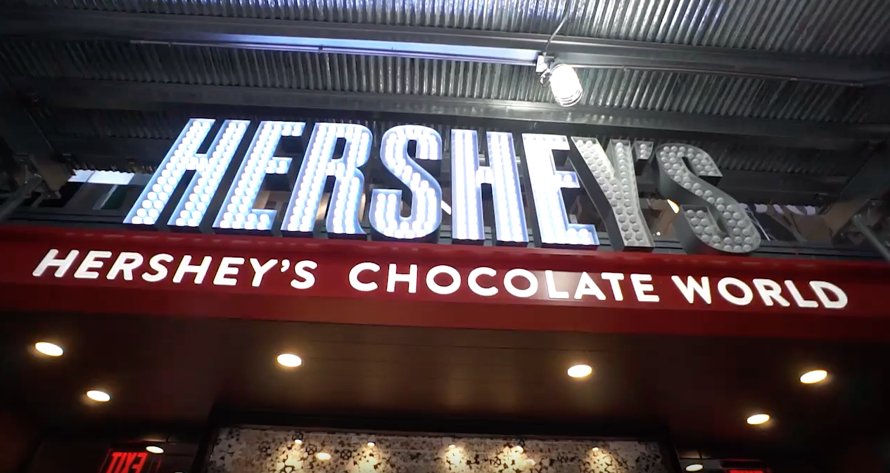 Hershey's - Times Square, NYC