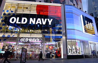 GAP + Old Navy - Times Square, NYC